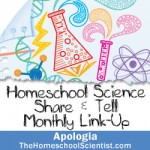 Homeschool Science Share and Tell